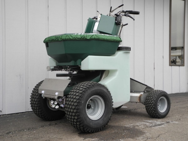 PermaGreen Triumph Ride-On Spreader Sprayers For Sale Starting at $8197